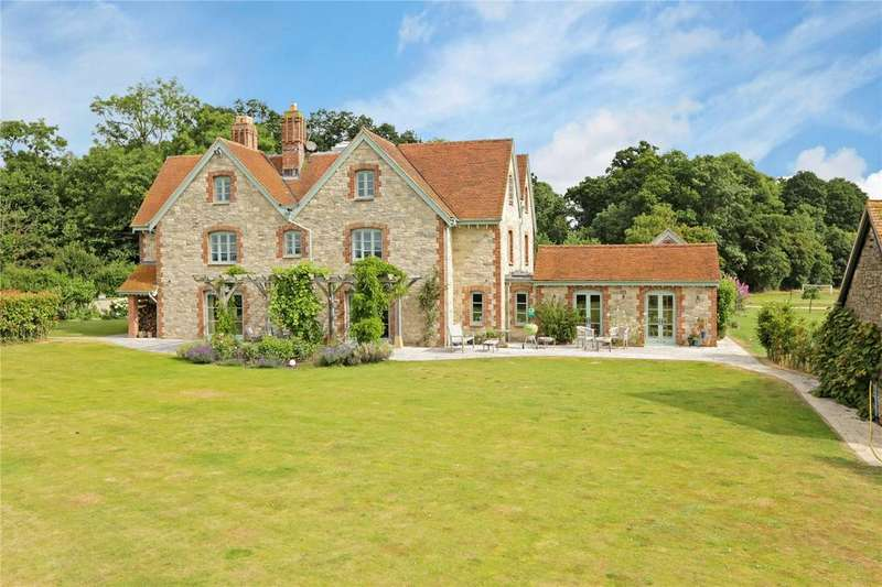 8 Bedrooms Detached House for sale in Holwell, Sherborne, Dorset, DT9