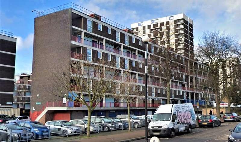 3 Bedrooms Maisonette Flat for sale in Fermain Court North, De Beauvoir Road, De Beauvoir Town, London, N1 5SX