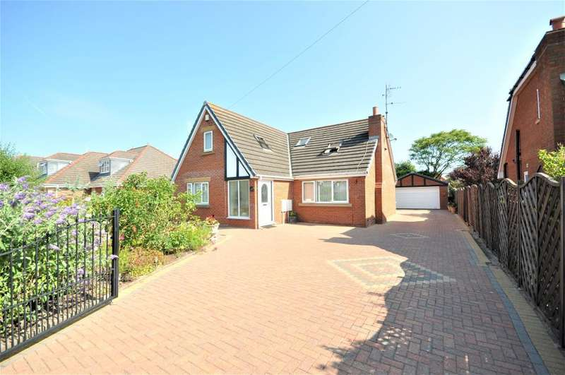 4 Bedrooms Detached Bungalow for sale in Heyhouses Lane, St Annes, Lytham St Annes, Lancashire, FY8 3RQ