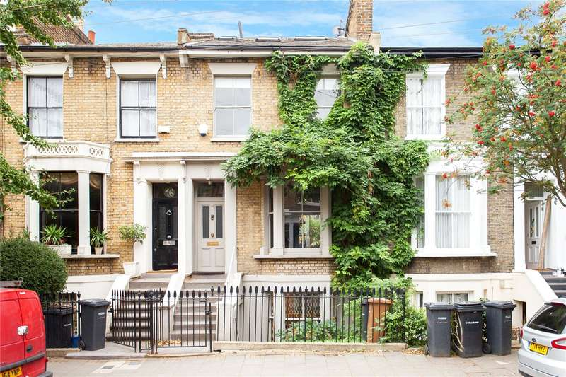 4 Bedrooms Terraced House for sale in Southborough Road, South Hackney, E9