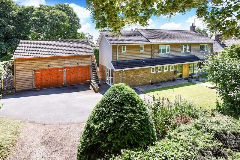 5 Bedrooms Detached House for sale in 22 Aylestone Hill, Hereford, HR1 1HS