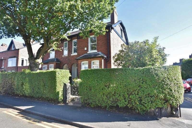 4 Bedrooms Semi Detached House for sale in Barker's Lane, Sale