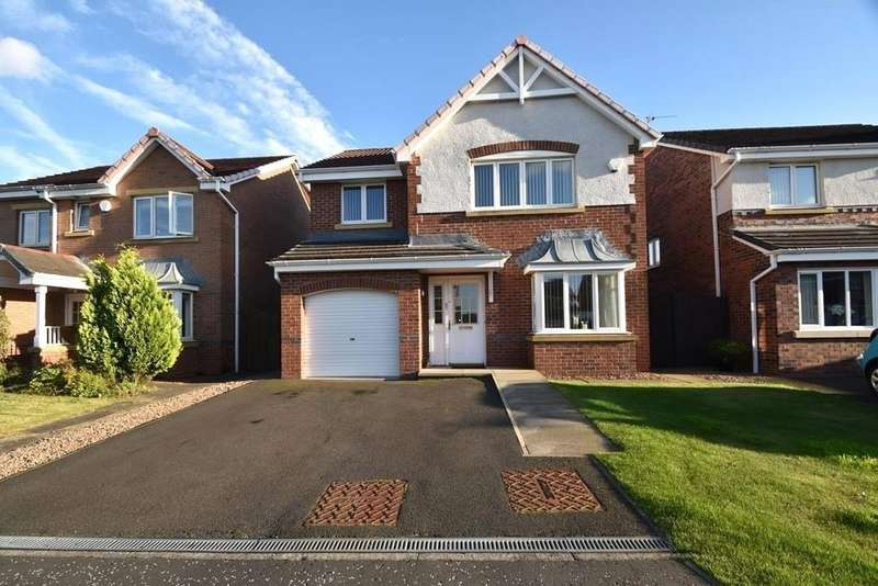 4 Bedrooms Detached House for sale in Mallace Avenue, Armadale