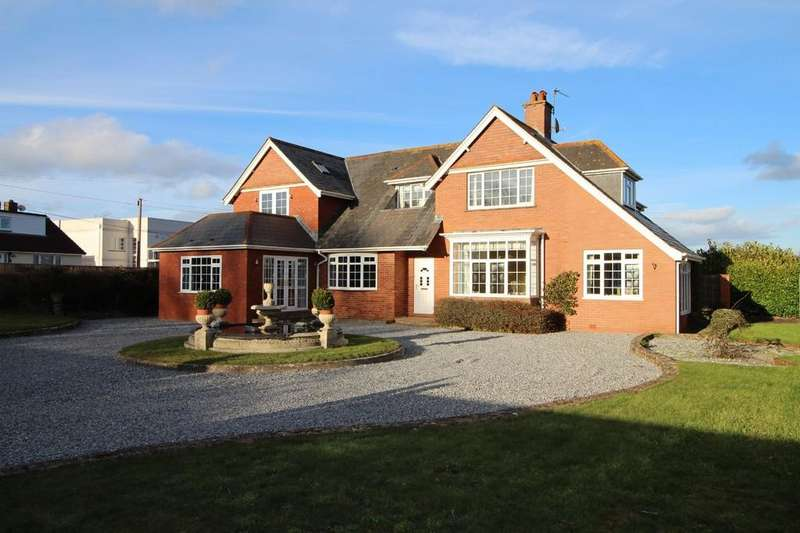4 Bedrooms Detached House for sale in Old Rydon Lane, Exeter