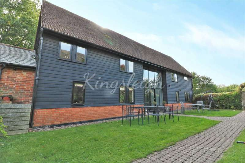3 Bedrooms Detached House for sale in Badliss Hall Lane, Ardleigh, Colchester, Essex, CO7
