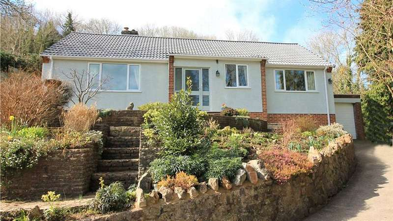 3 Bedrooms Detached Bungalow for sale in Dark Lane, Banwell, North Somerset