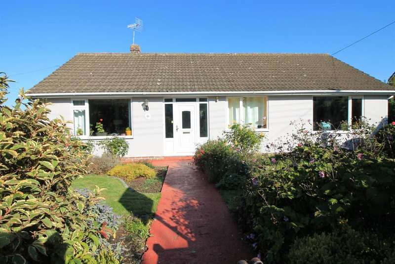 3 Bedrooms Detached Bungalow for sale in Claverham Road, Yatton, North Somerset, BS49 4LA
