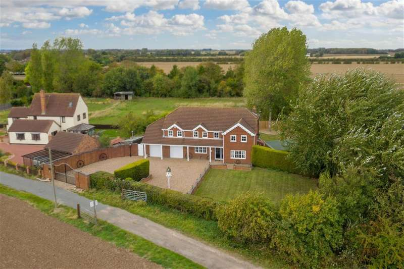 6 Bedrooms Detached House for sale in Poors End, Grainthorpe, Louth, LN11 7JB