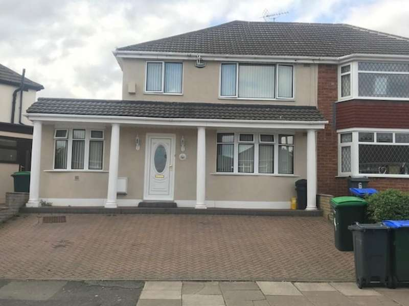 3 Bedrooms Semi Detached House for sale in Gorse Farm Road, Great Barr