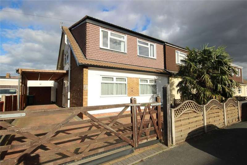 5 Bedrooms Semi Detached House for sale in Bibury Avenue, Stoke Lodge, Bristol, BS34