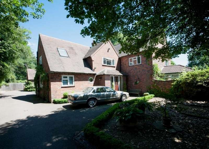 4 Bedrooms Detached House for sale in Carroway Head, Canwell