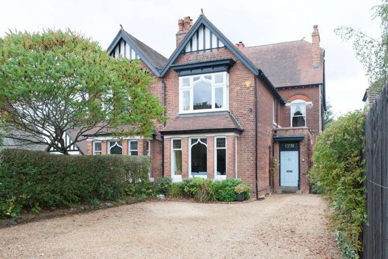 5 Bedrooms Semi Detached House for sale in Birmingham Road, Sutton Coldfield