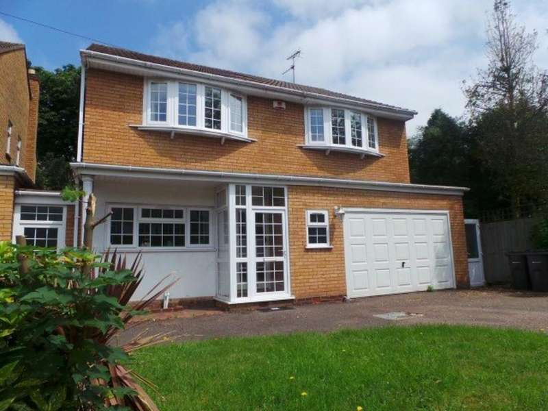 4 Bedrooms Detached House for sale in Porter Close, Sutton Coldfield