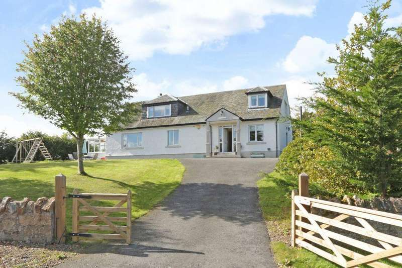 5 Bedrooms Detached House for sale in Pirnhill Manor, By North Middleton, Gorebridge, EH23 4QN