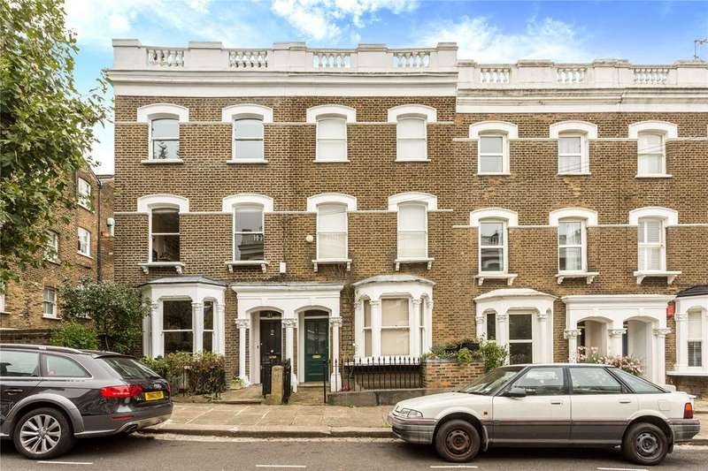4 Bedrooms Terraced House for sale in Dunollie Place, Kentish Town, London
