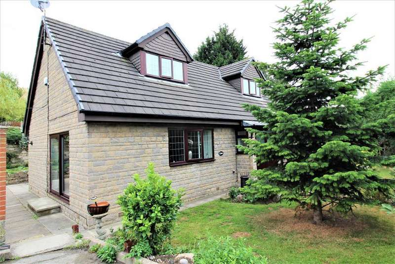 5 Bedrooms Detached House for sale in Old Road, Smithies, Barnsley, S71 1UB