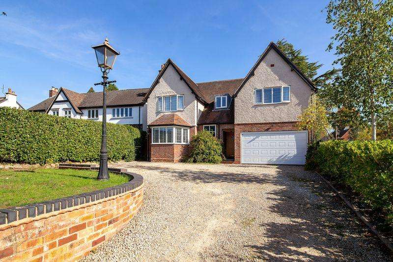 5 Bedrooms House for sale in Hill Village Road, Sutton Coldfield