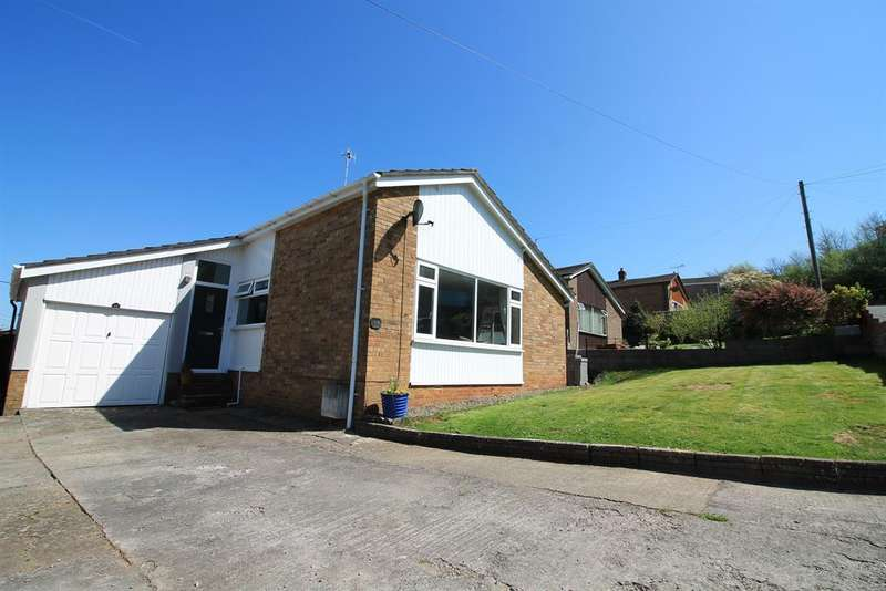4 Bedrooms Detached Bungalow for sale in Brookside, Pill, North Somerset, BS20