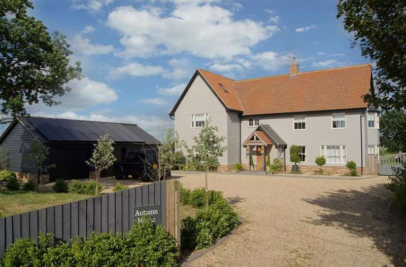 5 Bedrooms Detached House for sale in Bribery Lane, Walsham Le Willows
