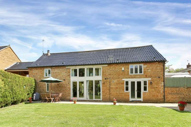 4 Bedrooms House for sale in Farriers Way, Stathern, Melton Mowbray