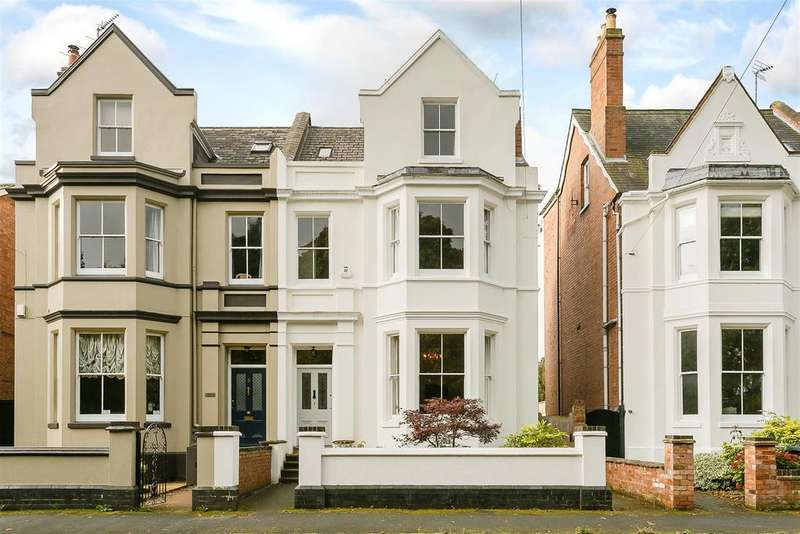 6 Bedrooms Town House for sale in Willes Terrace, Leamington Spa