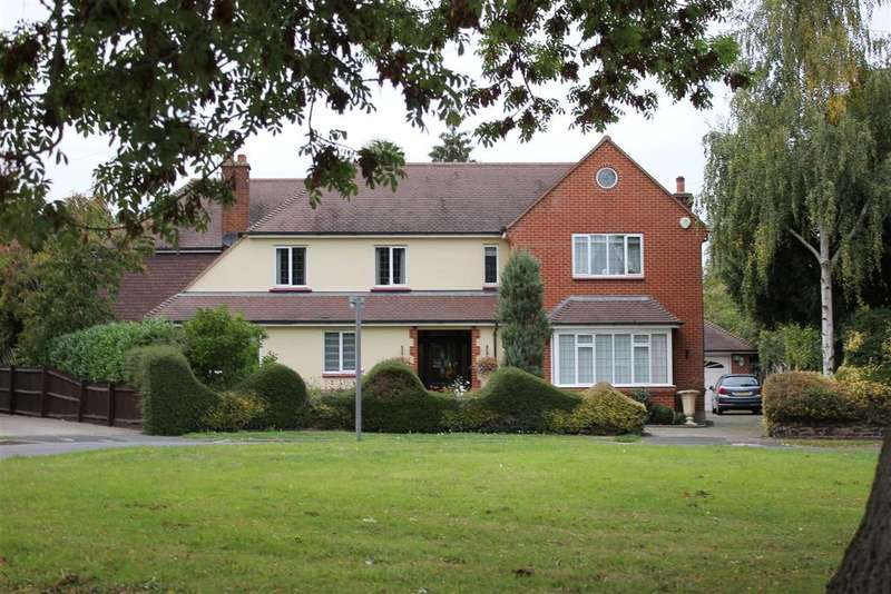 5 Bedrooms Detached House for sale in Friars Close, Shenfield, Brentwood