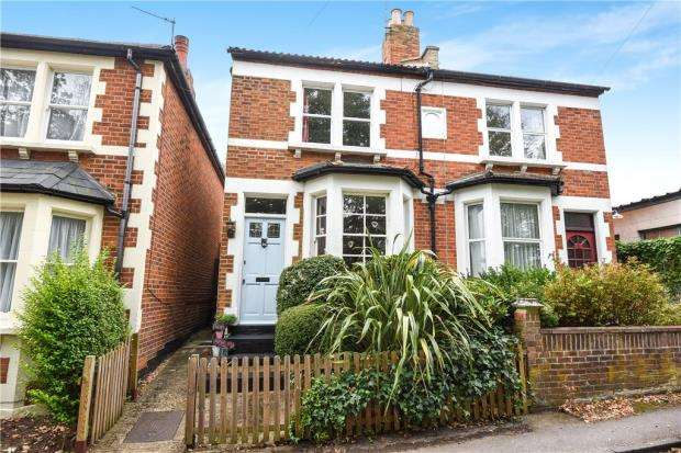 4 Bedrooms Semi Detached House for sale in Bridge Road, Sunninghill, Ascot