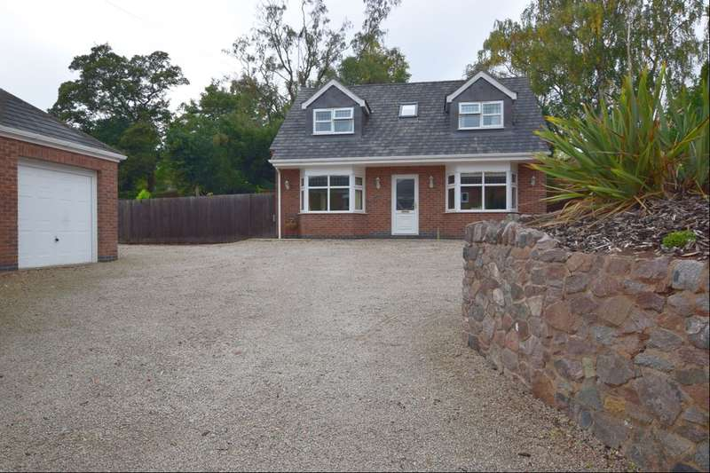 2 Bedrooms Detached House for sale in Nether Hall Lane, Birstall, Leicester, LE4