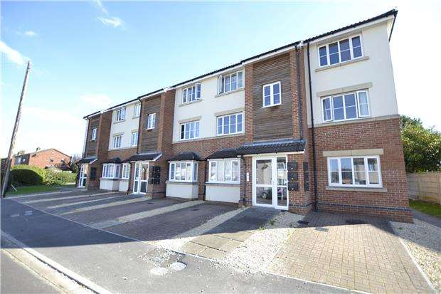 1 Bedroom Flat for sale in Machins Mews, Standfast Road, BS10 7HJ