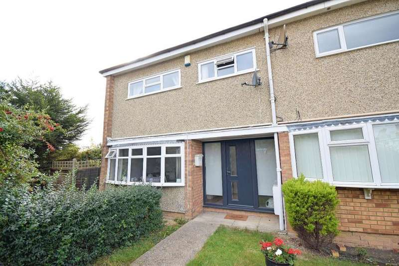 3 Bedrooms End Of Terrace House for sale in Church Leys, Harlow, Essex, CM18 6DA