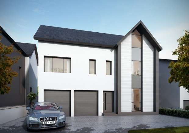 5 Bedrooms Detached House for sale in Reedley Road, Burnley, BB10