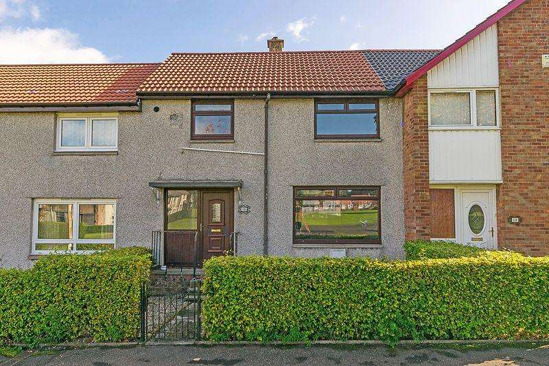 3 Bedrooms Terraced House for sale in 14 Forth Court, Glenrothes, KY6 2EU