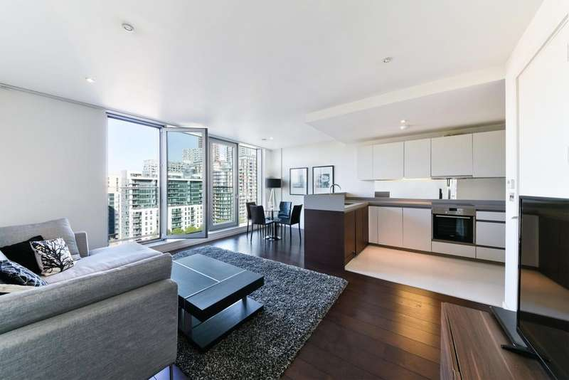 2 Bedrooms Apartment Flat for sale in Baltimore Wharf, South Boulevard, Canary Wharf E14