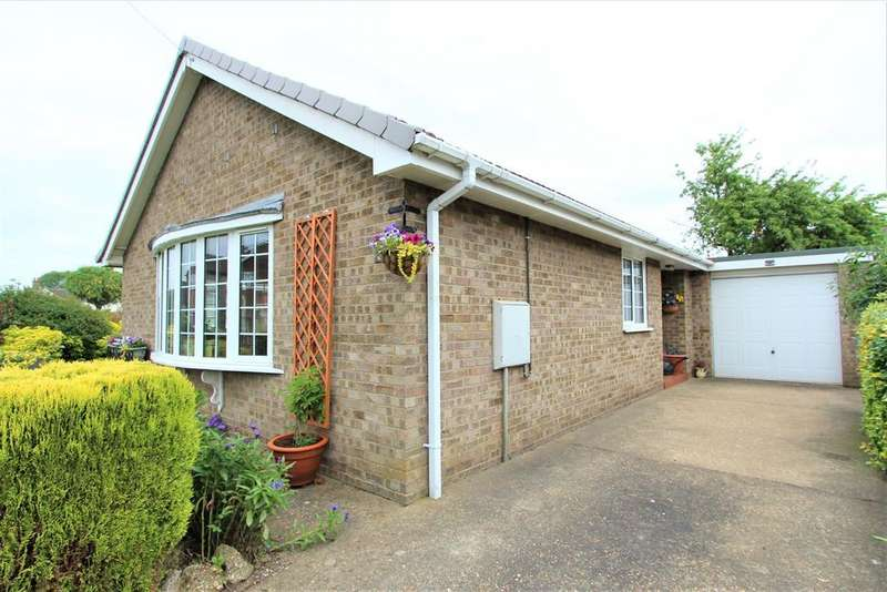 2 Bedrooms Detached Bungalow for sale in Orchard Close, Louth