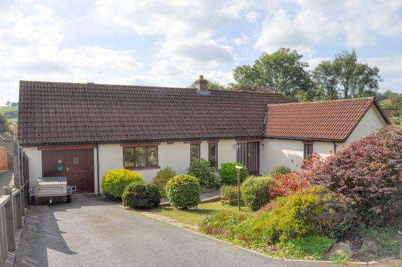 3 Bedrooms Detached Bungalow for sale in Dulverton
