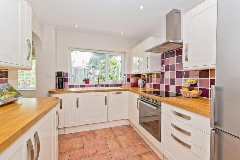 3 Bedrooms Semi Detached House for sale in Goodhall Crescent, Clophill, MK45 4AH