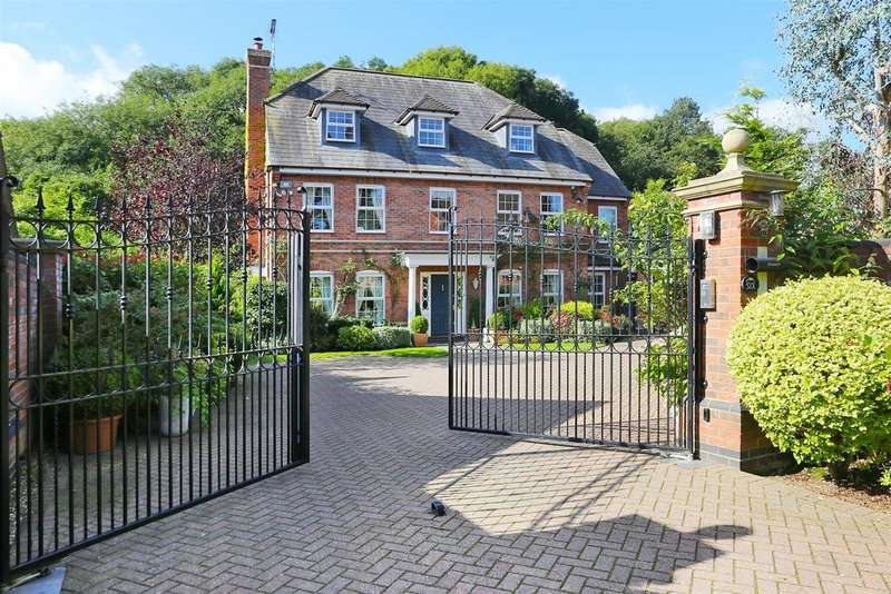 6 Bedrooms Detached House for sale in Sycamore Close, Stretton Hall, Leicester