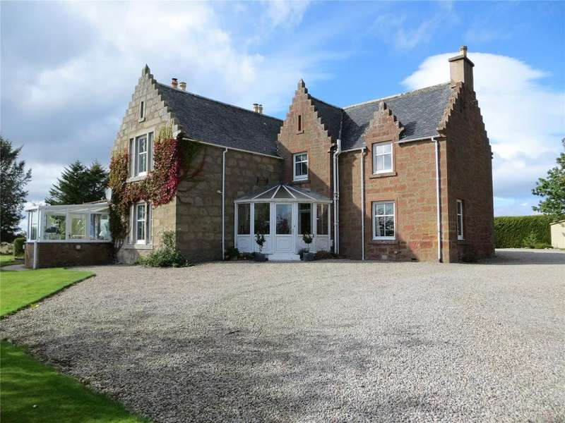 4 Bedrooms Detached House for sale in Fearn, Tain, Ross-Shire