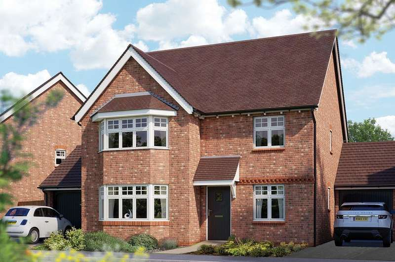 5 Bedrooms Detached House for sale in Crewe Road, Haslington