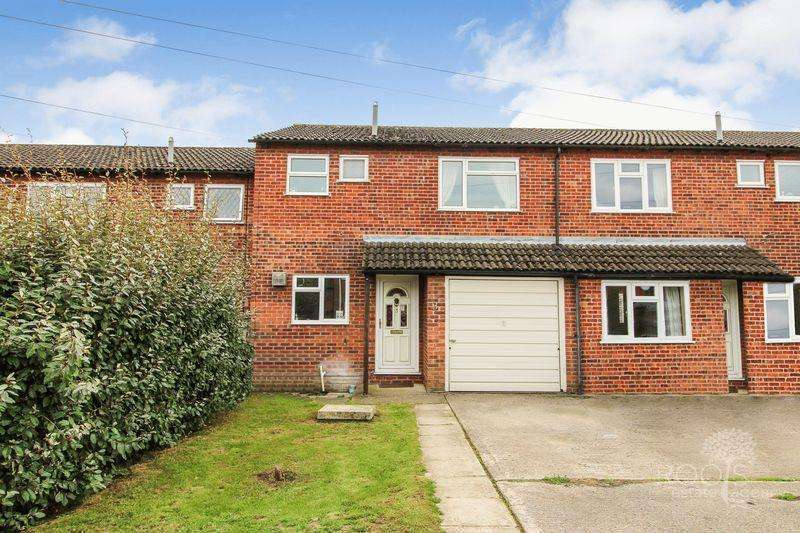 3 Bedrooms Terraced House for sale in Coniston Close, Thatcham