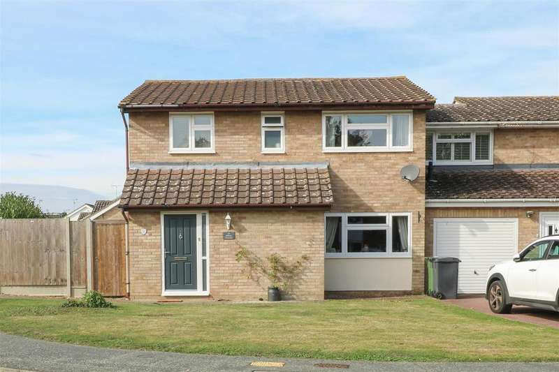 4 Bedrooms House for sale in Willow Crescent, Hatfield Peverel, Chelmsford
