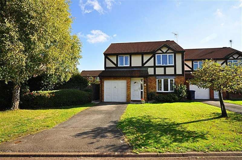 4 Bedrooms Detached House for sale in Churchdown Gloucester