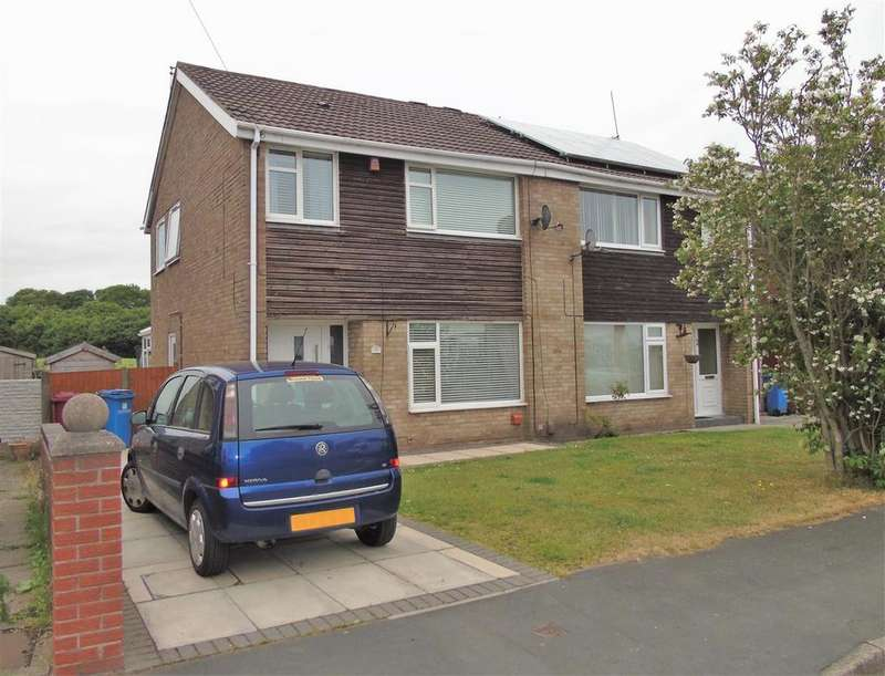 3 Bedrooms Semi Detached House for sale in Weaver Avenue, Kirkby, Liverpool