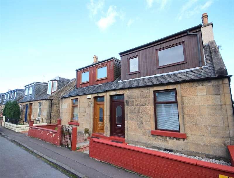 4 Bedrooms Semi Detached House for sale in Munro Street, Stenhousemuir