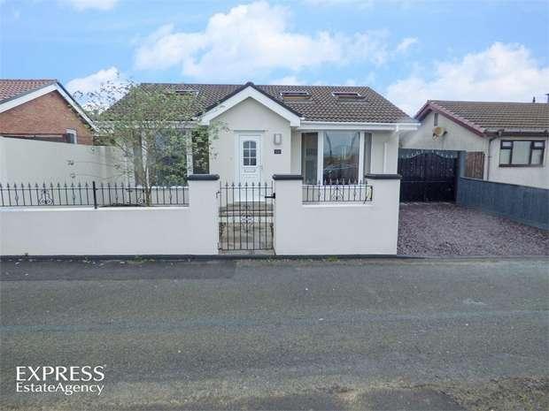 4 Bedrooms Detached Bungalow for sale in Hengoed Avenue, Cefn Hengoed, Hengoed, Caerphilly