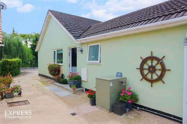 2 Bedrooms Semi Detached Bungalow for sale in Mill Lane, Saltfleet, Louth, Lincolnshire