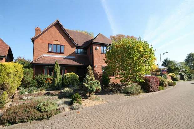 4 Bedrooms Detached House for sale in Orchard Close, Bromham