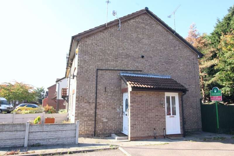 1 Bedroom Property for sale in Manor Drive, Leicester, LE4