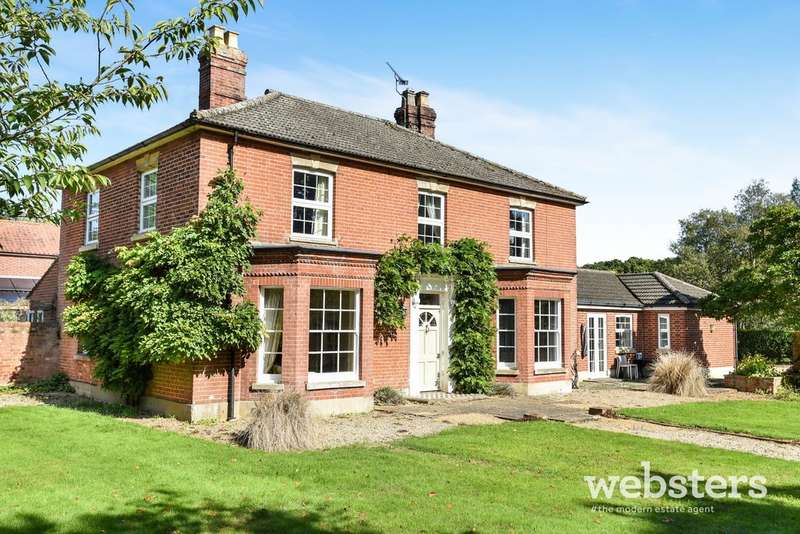 5 Bedrooms Detached House for sale in Yarmouth Road, Worstead NR28