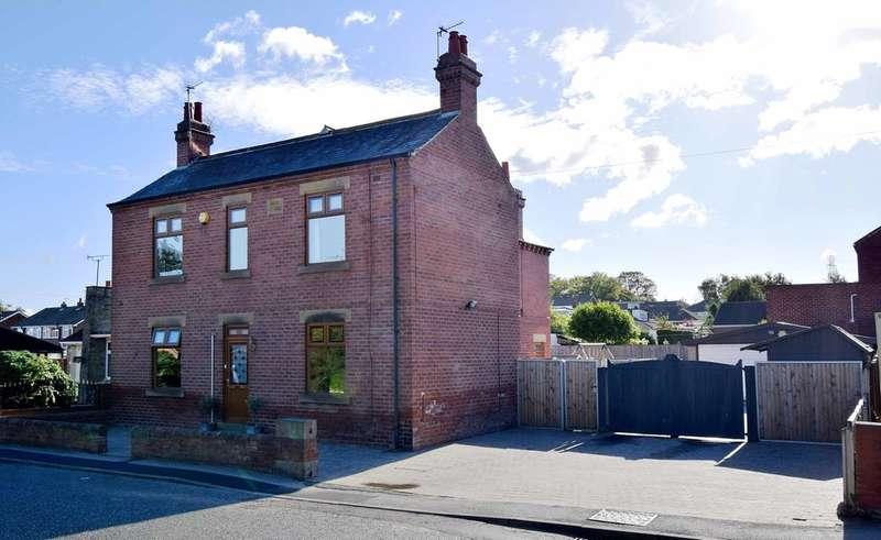 4 Bedrooms Detached House for sale in Denby Dale Road East, Durkar, Wakefield